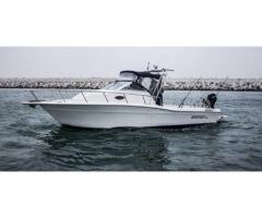 Sport Craft Boats Fishmaster 252 WA
