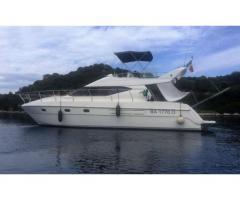 Imbarcazione Lancia Azimut 40 Az 40 fly Usata