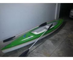 vendo canoa Kayak monopozzetto K2