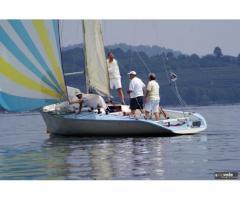 barca a vela ASSO 99 asso99 anno 1987 lunghezza mt 10