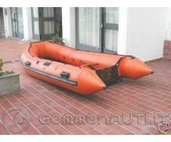 GOMMONE Joker Boat 4 metri+ Motore Evinrude 25 HP