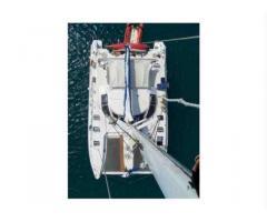 Catamarano crociera 13 m