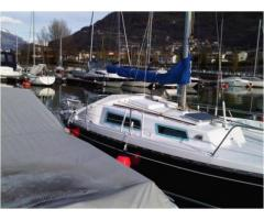 barca a vela C.N.S.O. daimio 23 anno 1978 lunghezza mt 7