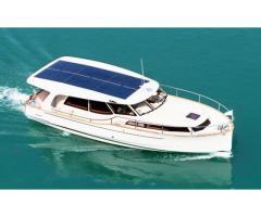 GreenLine 33 Ready - Nuova Barca Ibrida ( 2016)