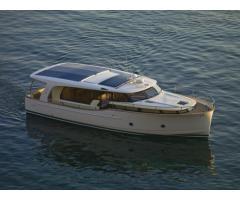 GreenLine 40 Nuova -Barca Ibrida 2016