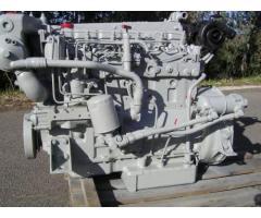 Motore marino Perkins GB anno 1973,tempi 4,corsa 127mm,potenza 160cv