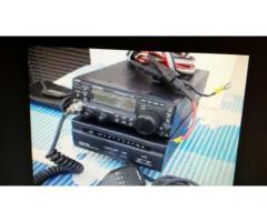 Radio ricetrasmittente Kenwood TS-50