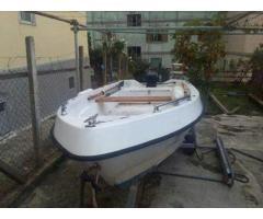 Vendo barca motore evinrude come nuova