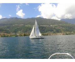barca a vela JBOATS J24 anno 1984 lunghezza mt 732