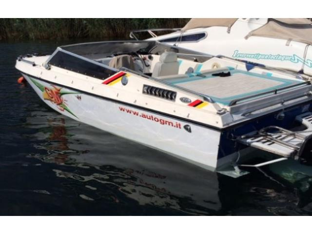 Motoscafo Barca Gary 23 sport Bliz Gariplast