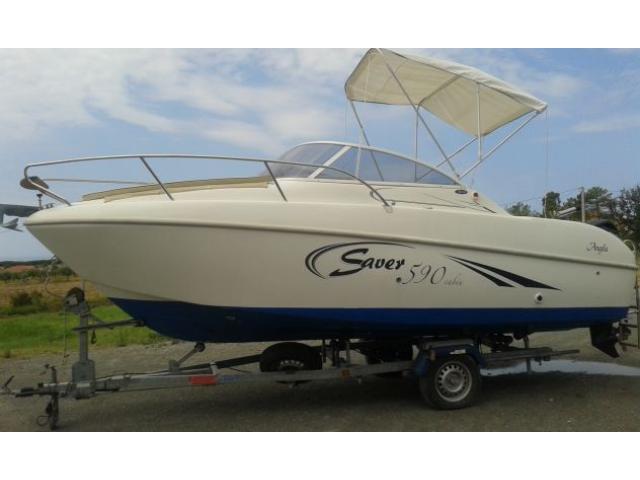 Vendo Barca Saver Cabin