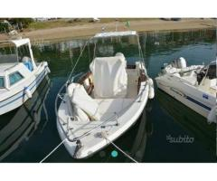 Barca  Fisherman Open mt 6,30 ft