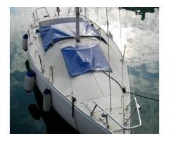 EC19 barchetta a vela per uscite giornaliere e piccole crociere