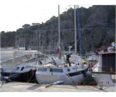 barca a vela VELMARE Vagabond 47 anno 1980 lunghezza mt 5