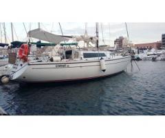 Barca a vela comet 910