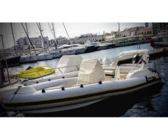 Gommone Marlin 21 con motore suzuki 150 cv