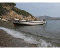 barca a motore ELAN MARINE Pasara anno 1990 lunghezza mt 5