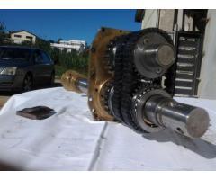 trasmissione controrotante per risparmiare carburante