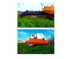 draga galleggiante modulare diametro 250