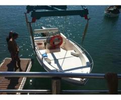 Vendo barca con posto barca zona Carrara