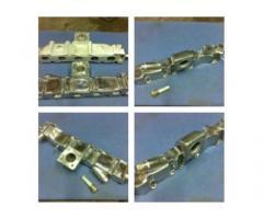 ricambi motori e accessori marini in acciaio INOX