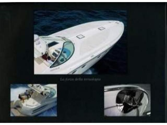 Cabinato sagittarius (permuta auto barca)
