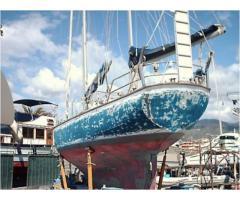 barca a motore 7 MARI tutte anno 2000 lunghezza mt 24