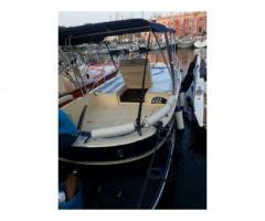 barca a motore ALTRO gozzi partenopei anno 2013 lunghezza mt 9,1