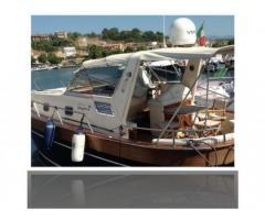 barca a motore APREA MARE 10 cabin anno 2001 lunghezza mt 10,3