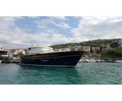 barca a motore APREA FRATELLI SORRENTO 50 anno 2013 lunghezza mt 15