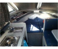 barca a motore BAYLINER 24.52 cabin anno 2003 lunghezza mt 750