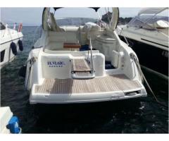 barca a motore CRANCHI zaffiro 34 anno 2006 lunghezza mt 11