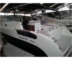 barca a motore MIMI mimi fisherman 780 nuova anno 2014 lunghezza mt 8,3
