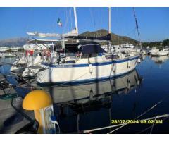 barca a vela MOODY Moody 39 anno 1976 lunghezza mt 1183
