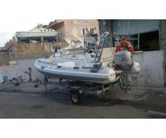 Gommone Nuova-Jolly 4,65 mt con motore Honda 50 HP