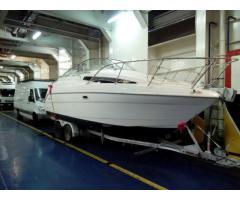 Barche Gommoni Trasporto ovunque da e per la Sardegna