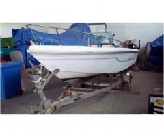 barca a motore SAVER OPEN anno 2004 lunghezza mt 540