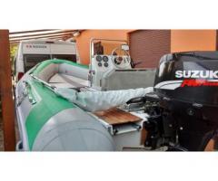 Gommone LOMAC 520 IN + suzuki 40/50 + carrello