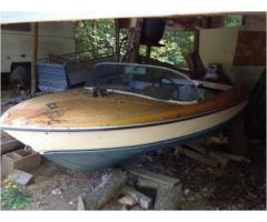 barca a motore MARINE Fiart anno 1970 lunghezza mt 4