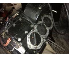 Vendo Monoblocco lesionato di un Evinrude-Johnson Ficht 150 hp 2T