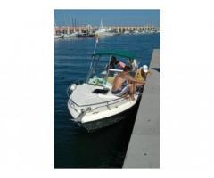 barca a motore PURSUIT S2 2270 kodiak anno 1999 lunghezza mt 6,55