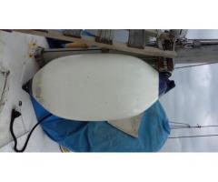 Parabordo polyform f11 con copriparabordo Usato Euro 150