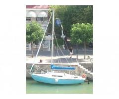barca a vela MARIVER COCALETTA anno 1978 lunghezza mt 7