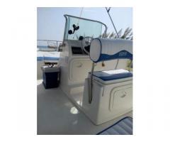 Barca acquamar metri 5,60 con motore 40/60 suzuki