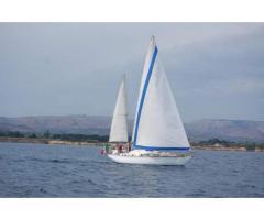 barca a vela NORDCANTIERI KOALA 39 anno 1976 lunghezza mt 12