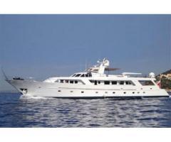 BENETTI 115 Trawler