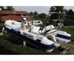 Gommone Joker Boat Mt 5,90 Motore Jonson 130 cv