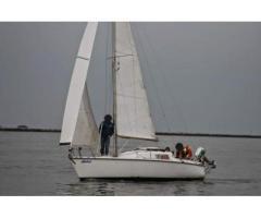 Regalo barca a vela invecchiata bene a chi compra gli accessori