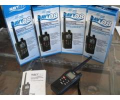 VHF Nautico portatile 5Watt Navy 08