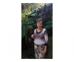 Badante per Milano. Ludmila